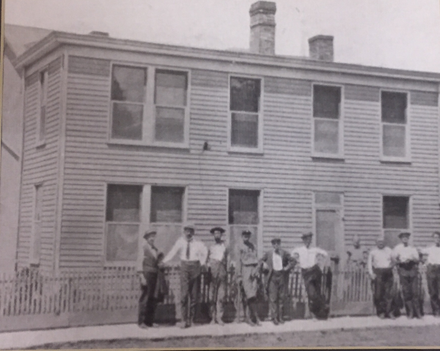 Facts & History - Campbell County Detention Center